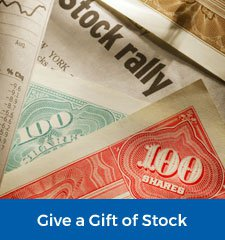 Give a Fift of Stock
